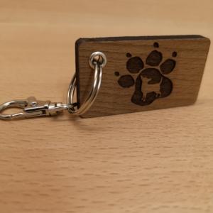 Schlüsselanhänger - Hund
